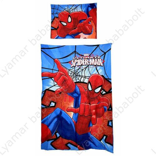 gyerek-agynemu-huzat-pokember-spiderman