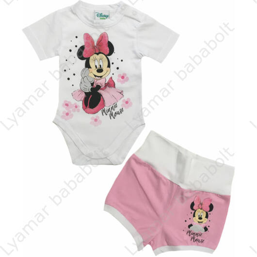 baba-2-reszes-szett-disney-minnie-body-short