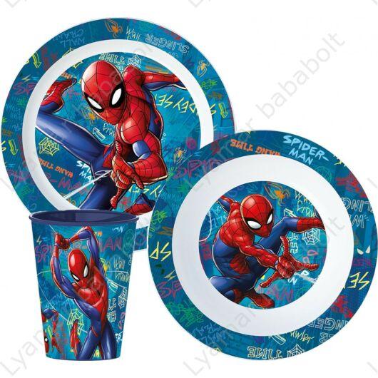 gyerek-etkeszlet-muanyag-spiderman-pokember-mikro