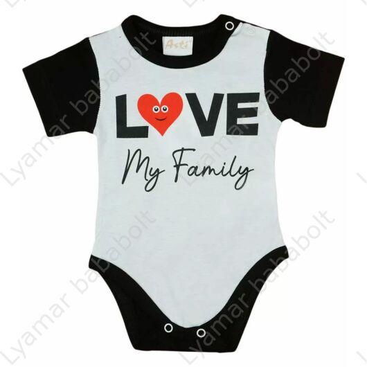 Love my family-feliratos-baba-body