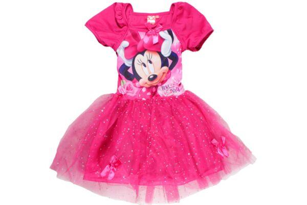 Gyerek alkalmi ruha, tüllös, Disney Minnie (Méret: 104-134)