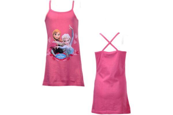 Gyerek pamut nyári ruha Jégvarázs Disney Frozen (méret: 92-140)
