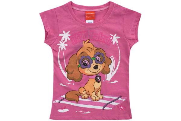 Gyerek pamut póló, Mancs őrjárat (Méret: 92-122)