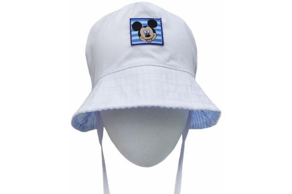 Kötős, füles nyári kalap Disney Mickey (Méret: 62-86)