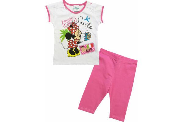 Gyerek 2 részes póló leggings szett Disney Minnie (Méret: 74-98)