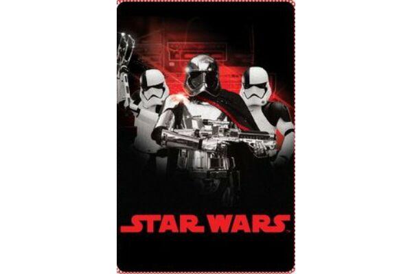 Polár takaró Star Wars 100X150 cm