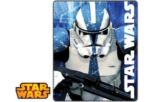 Polár takaró Star Wars 120X140 cm