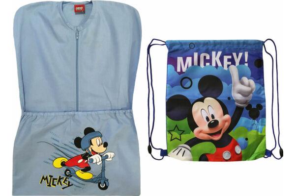 Disney Mickey csomag oviszsákkal és tornazsákkal