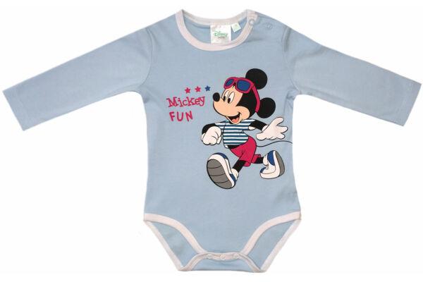 Hosszú ujjú body, kombidressz Disney Mickey