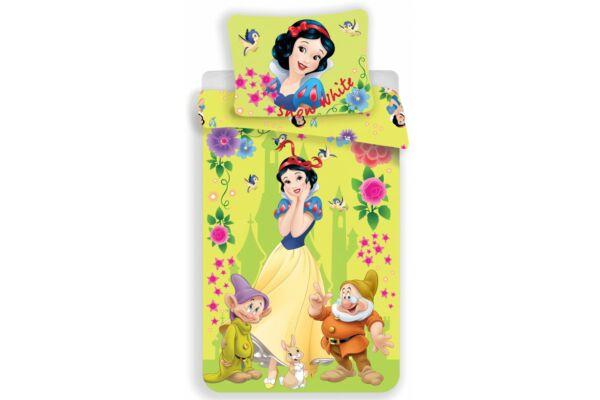 Ágyneműhuzat, Disney Hercegnők 140×200cm, 70×90 cm