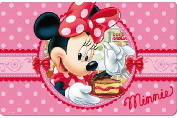 Tányéralátét, Disney Minnie 3D