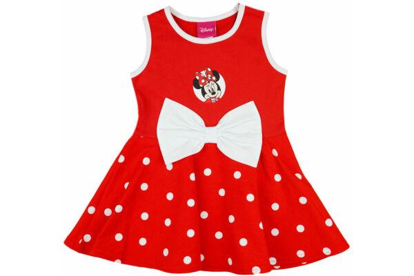 Gyerek alkalmi pöttyös masnis ruha, Disney Minnie